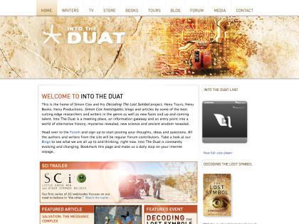 Into The Duat