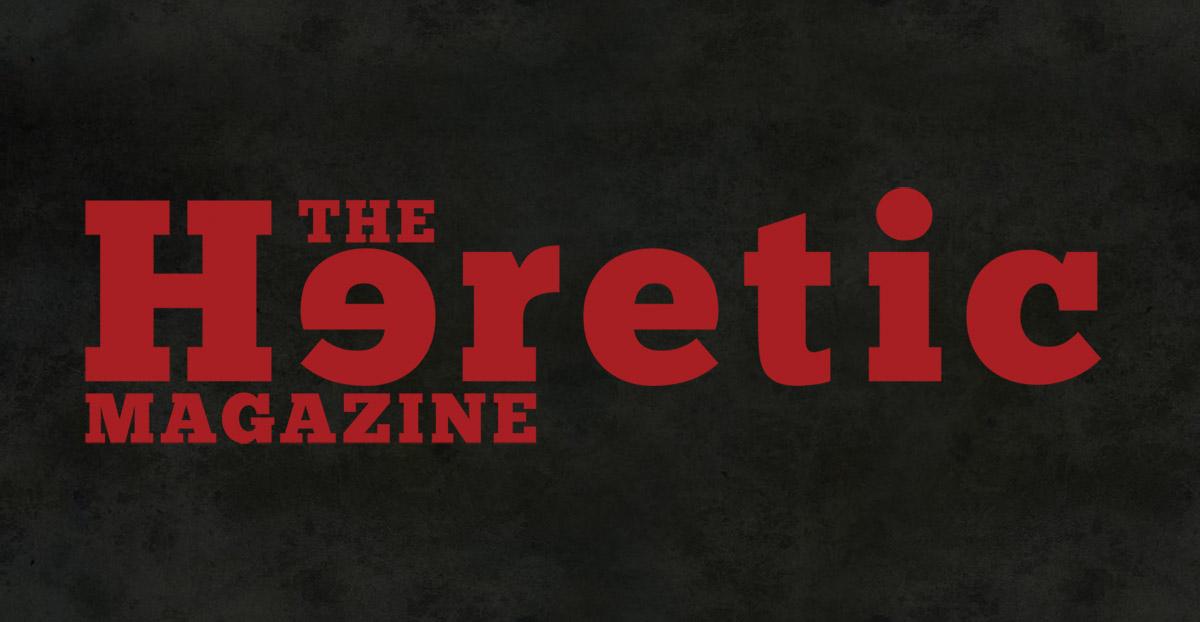 the heretic magazine artifice design