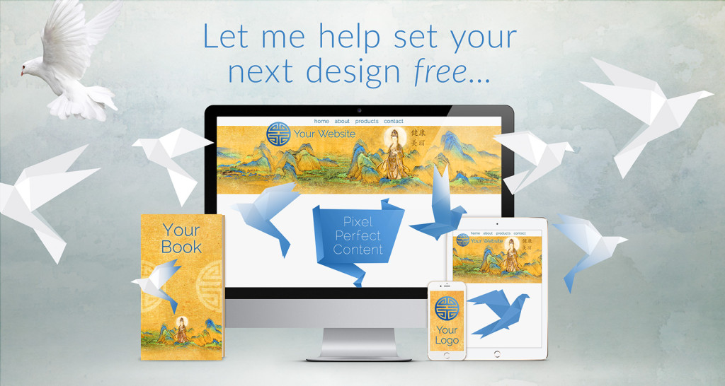 Let me help you set your next design free