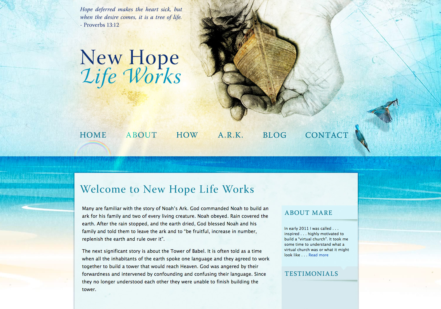 New Hope Life Works