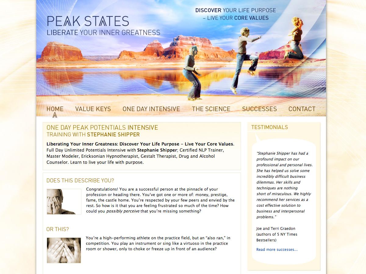 Peak States