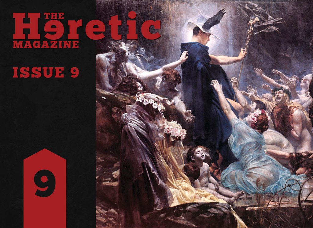 Heretic Issue 9