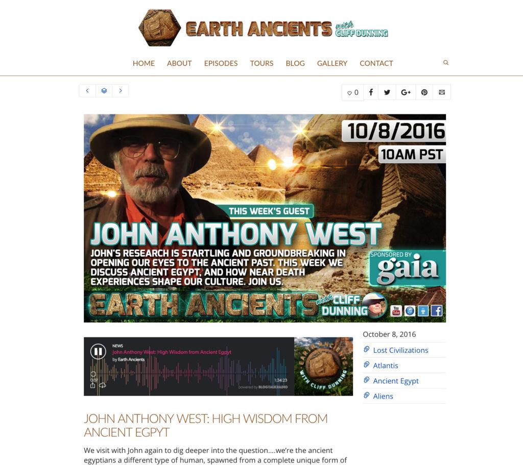 Earth Ancients