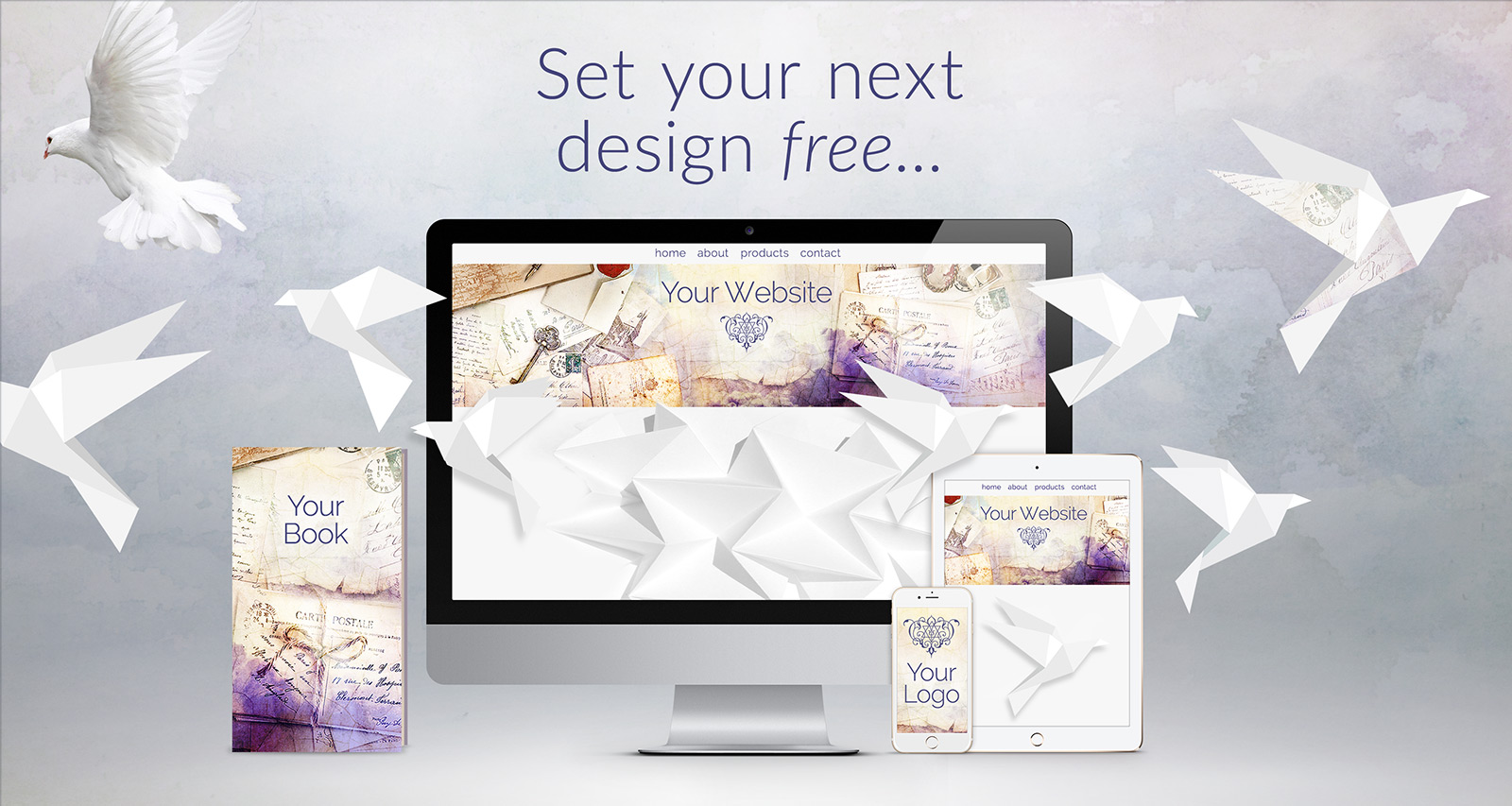 Set your next design free